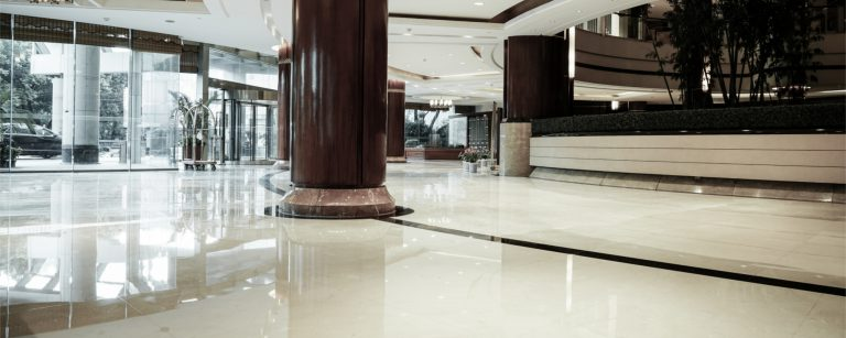 Marble floor restoration and marble floor cleaning