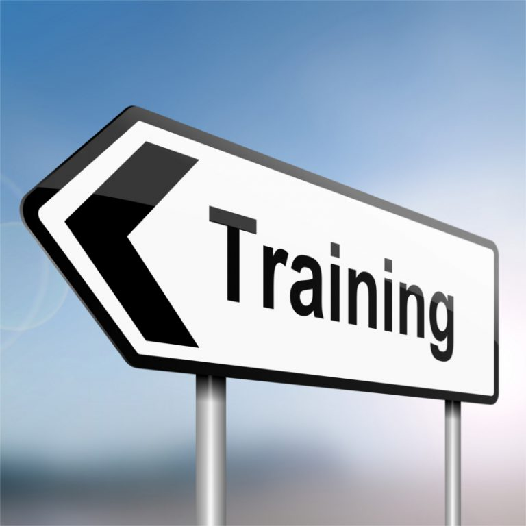 Training in cleaning services