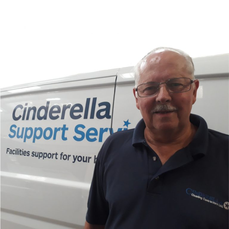 Meet Graham From Our Contract Cleaning Team