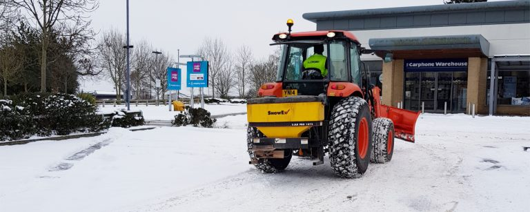 Snow clearance and gritting across South Yorkshire